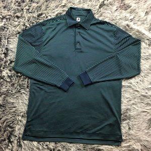 FootJoy Long Sleeve Golf Polo